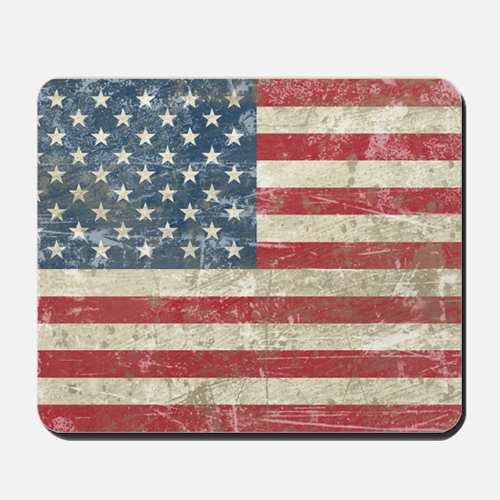 vintageAmerica4Pillow Mousepad