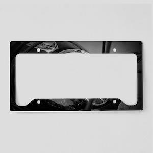 BMW dial License Plate Holder