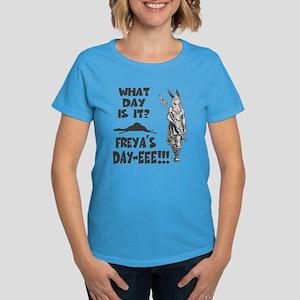 Freya's Day Women's Dark T-Shirt