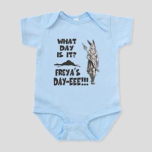 Freya's Day Infant Bodysuit
