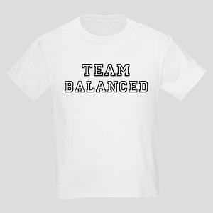 Team BALANCED Kids T-Shirt