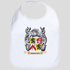 Mahony Coat of Arms - Family Crest Baby Bib