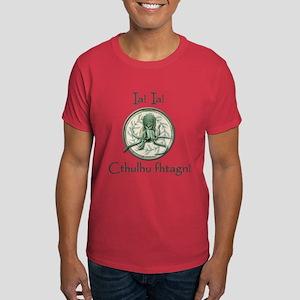 Cthulhu waits Dark T-Shirt