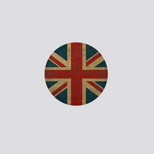 UnionJack9Blanket Mini Button