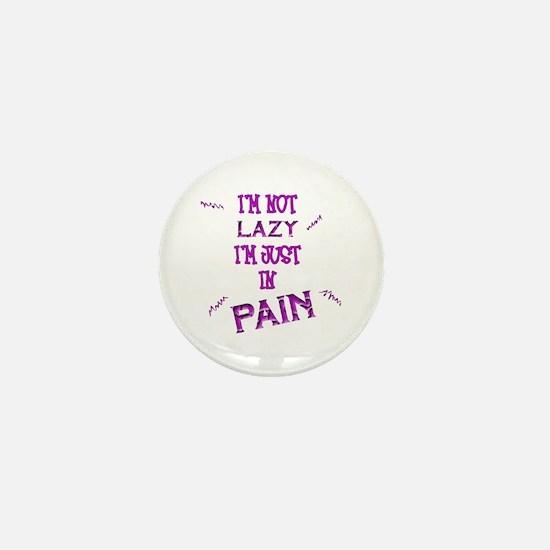 Cute Chronic fatigue syndrome Mini Button