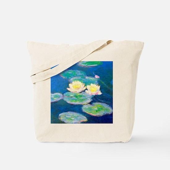 iPad Monet Nym97 Tote Bag