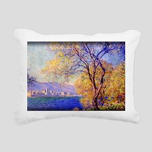 12 Rectangular Canvas Pillow