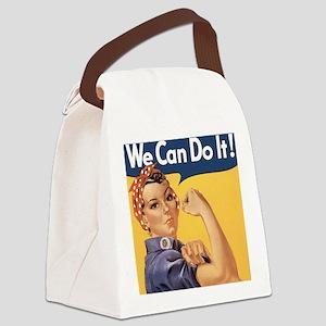 rosie4SC Canvas Lunch Bag