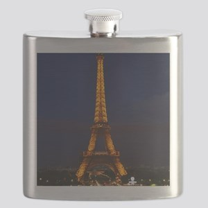Paris_7.16 x 10.28_KindleSleeve_EiffelTower Flask