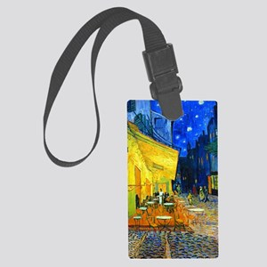 K/N VG Cafe Large Luggage Tag