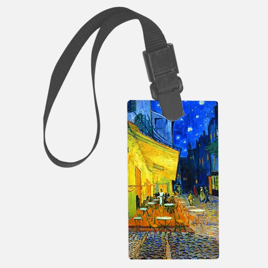K/N VG Cafe Luggage Tag