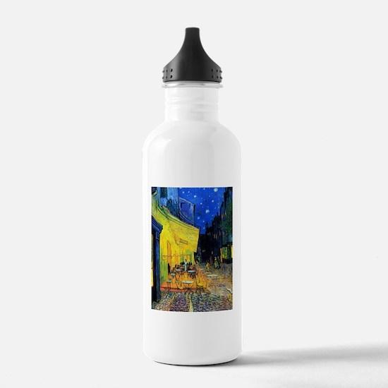 iPad VG Cafe Water Bottle