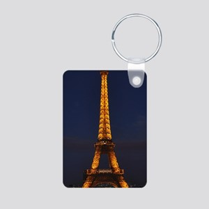 Paris_2.28x4.57_Incredible Aluminum Photo Keychain