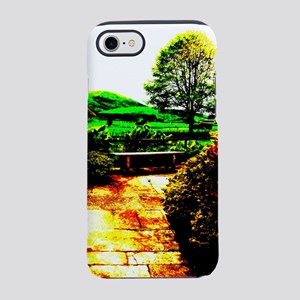 Clear Skies iPhone 7 Tough Case