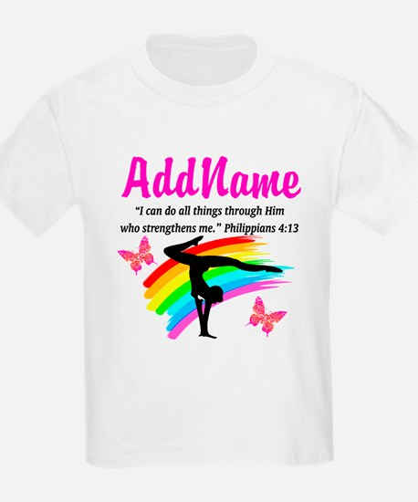 BLESSED GYMNAST T-Shirt