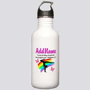 BLESSED GYMNAST Stainless Water Bottle 1.0L