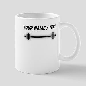 Custom Barbell Mugs