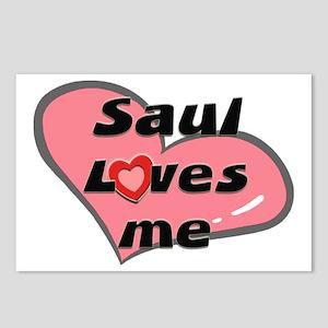 saul loves me  Postcards (Package of 8)