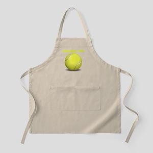 Custom Tennis Ball Apron