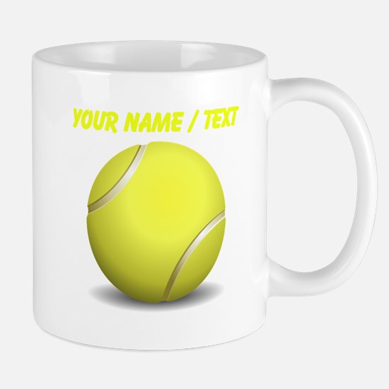 Custom Tennis Ball Mugs