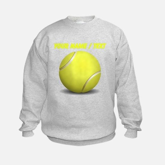 Custom Tennis Ball Sweatshirt