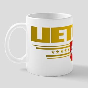 Lithuania (Flag 10) pocket 2 Mug