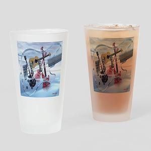 GlassBass Drinking Glass