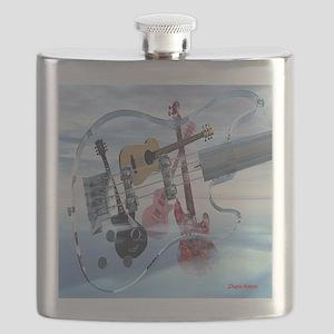 GlassBass Flask