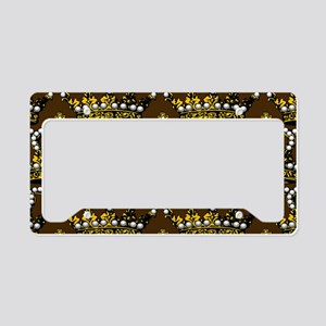 MGPearlCrownPbrPiloC License Plate Holder