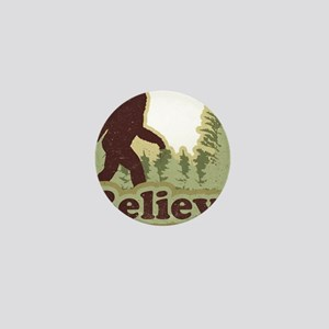 believe Mini Button