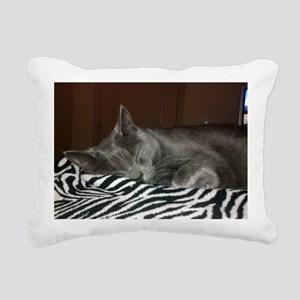 FFF Rectangular Canvas Pillow