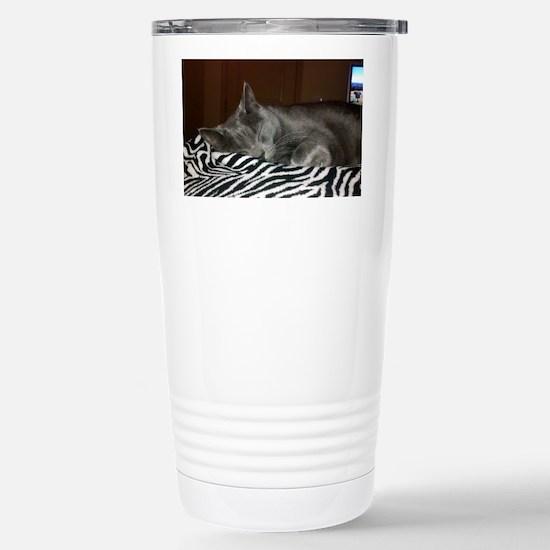 FFF Stainless Steel Travel Mug