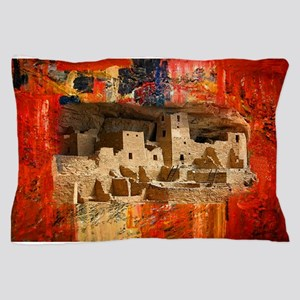 Adobe Cliffs Pillow Case