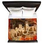 Adobe Cliffs King Duvet
