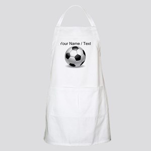Custom Soccer Ball Apron
