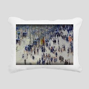 75 Rectangular Canvas Pillow