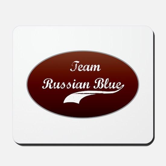 Team Blue Mousepad