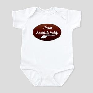 Team Fold Infant Bodysuit