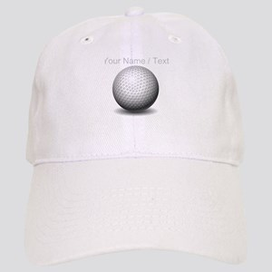 Custom Golf Ball Cap