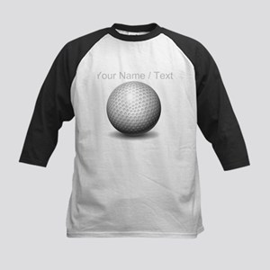 Custom Golf Ball Baseball Jersey