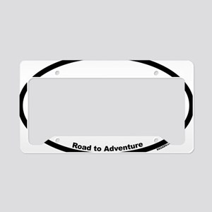 Sticker5 License Plate Holder
