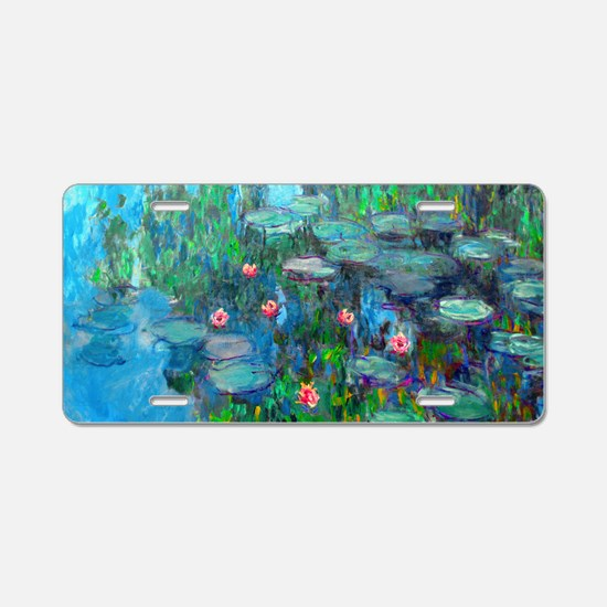 Bag Monet WL 1914v2 Aluminum License Plate