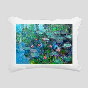 Bag Monet WL 1914v2 Rectangular Canvas Pillow