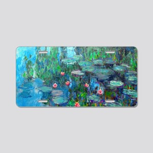 Laptop Monet WL1914v2 Aluminum License Plate