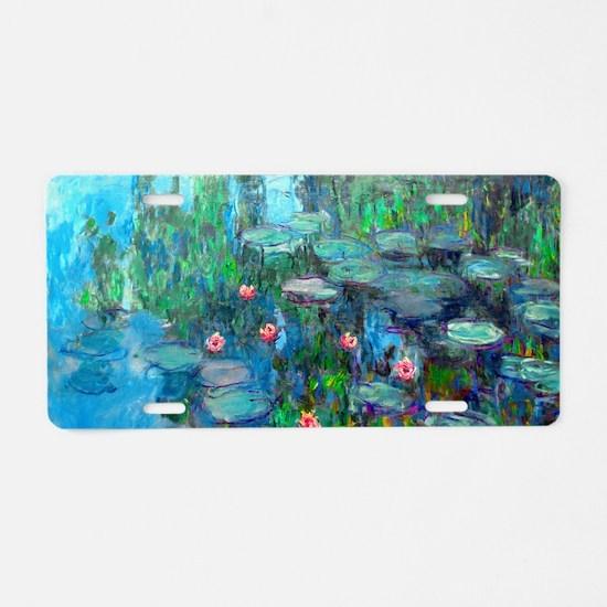 Laptop Monet WL1914v2 Aluminum License Plate