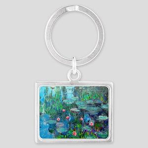 Laptop Monet WL1914v2 Landscape Keychain