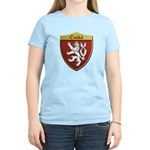 Czech Metallic Shield T-Shirt