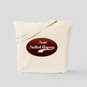 Team Angora Tote Bag