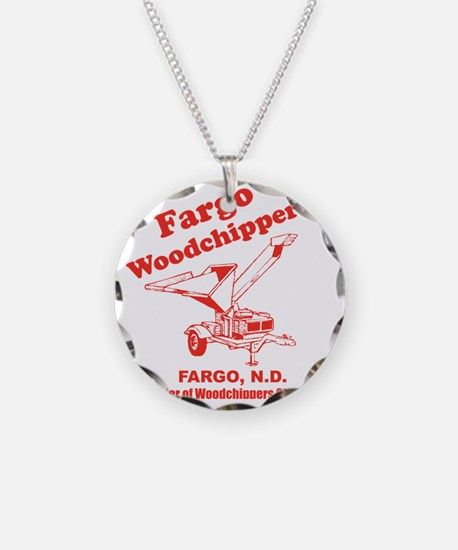 Fargowoodchippers Necklace