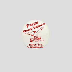 Fargowoodchippers Mini Button